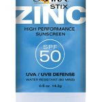 zinc sunscreen stick sport