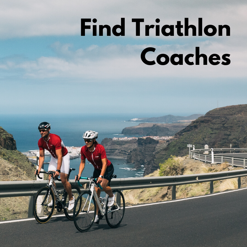 Find Triathlon Coaches Online