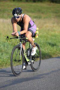 what is a sprint triathlon