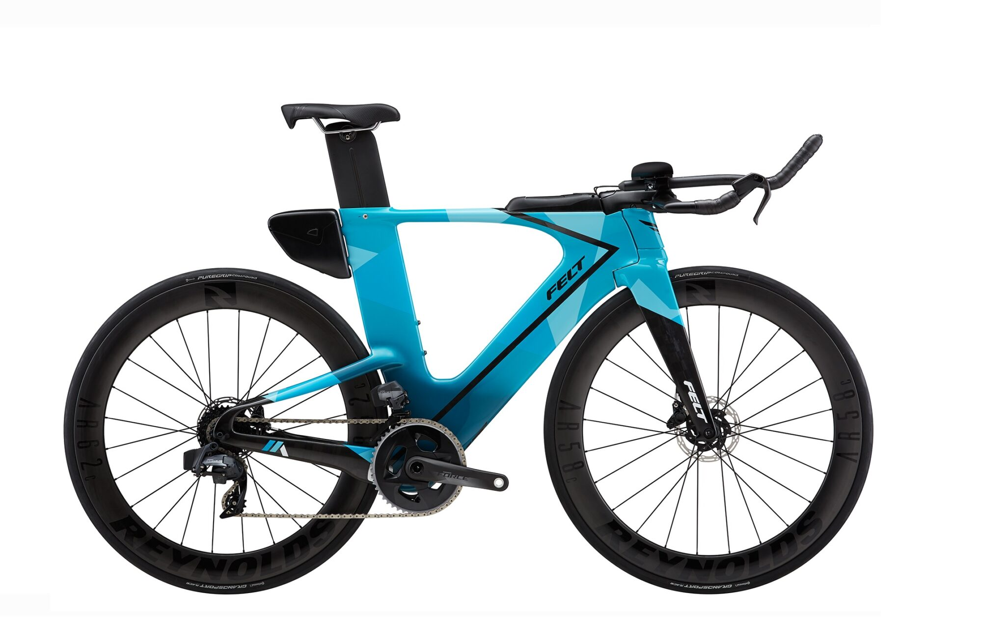 2021 Felt IA Triathlon Bike
