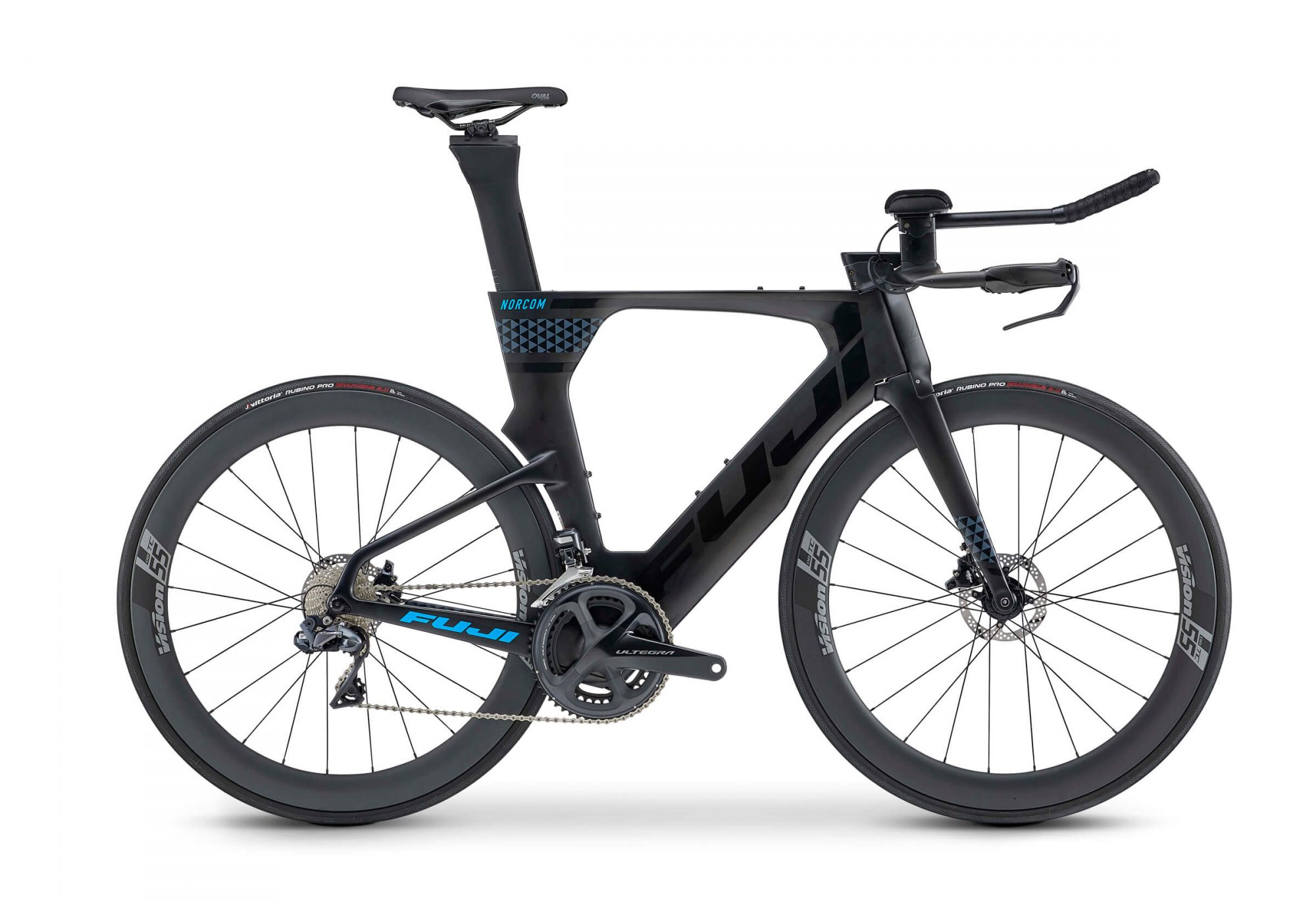 Fuji Norcom Straight 2.1 TT Triathlon Bike