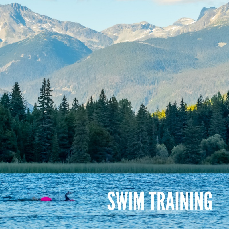 Triathlon Swim Training
