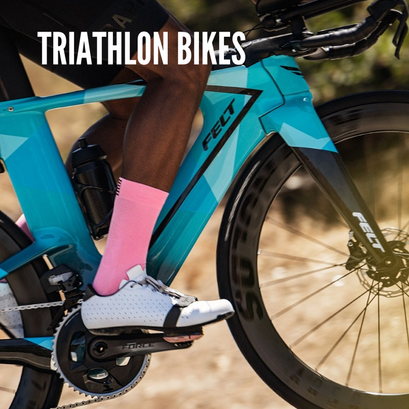 Top Entry Level Triathlon Bikes 2021