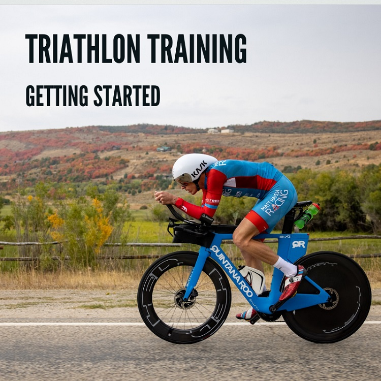 triathlon training how to get started training for a triathlon