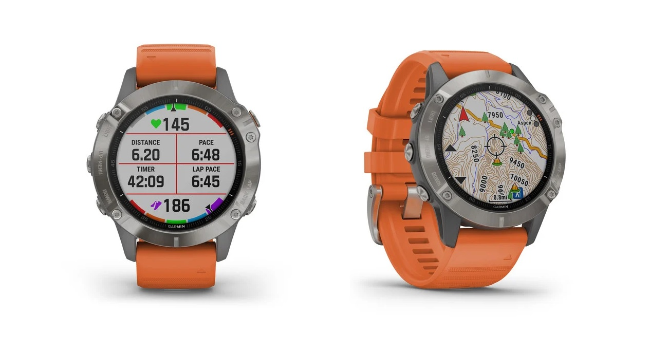 garmin fenix 6 best triathlon watch multisport gps