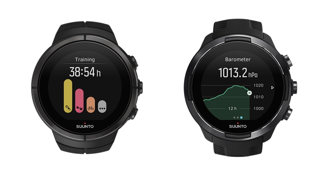 suunto 9 baro multisport gps watch