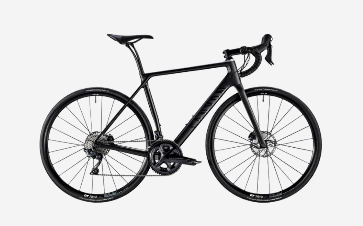 Canyon Endurance Road Bike